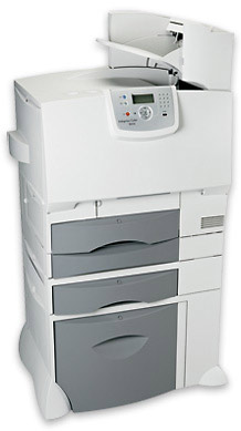InfoPrint 1764 Color Laser Printer