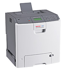 infoprint 1834 color laser printer